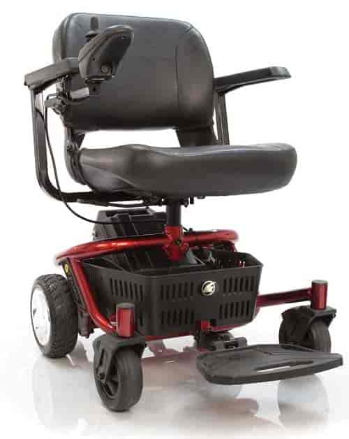 LiteRider Envy Portable Power Chair